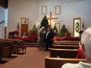 Mr. and Mrs. David Stanton 12/12/12